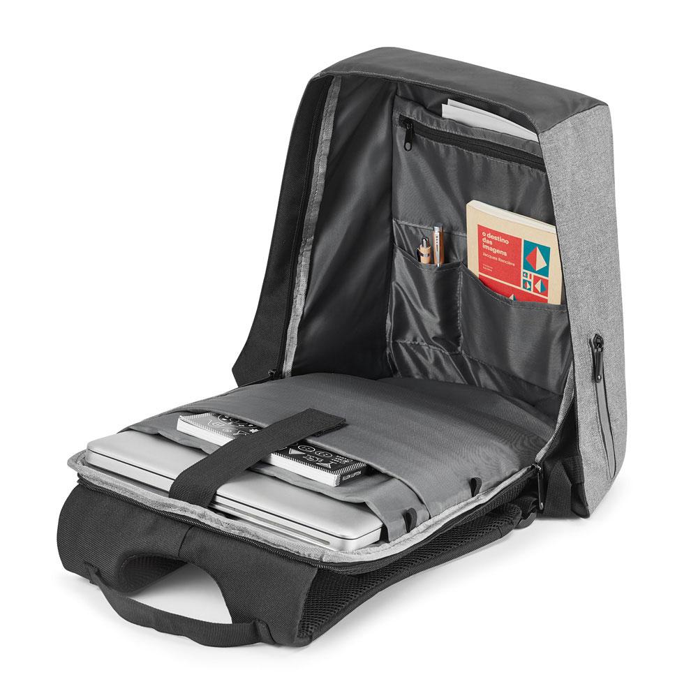 Mochila para computador e tablet interior - Aveiro BackPack