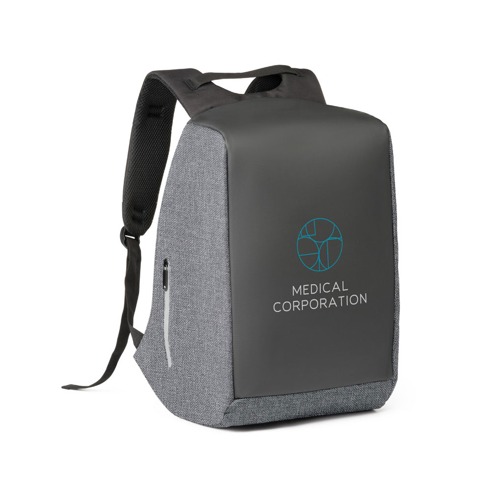 Mochila para computador e tablet personalizada - Aveiro BackPack
