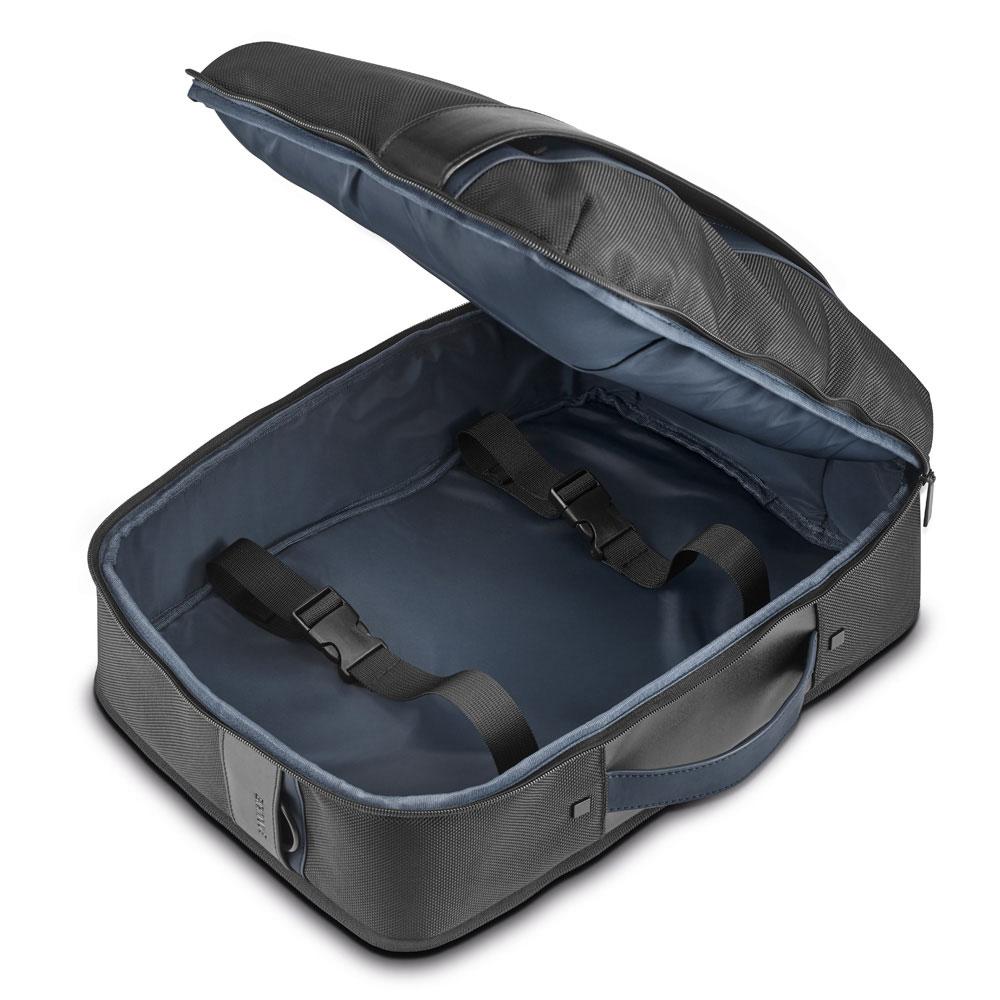 Dynamic 2 em 1 - Mochila e saco de viagem com trolley