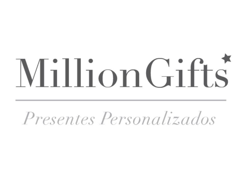 MillionGifts - a minha conta logo